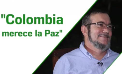 Farc acepta acelerar negociación para firmar paz en Colombia