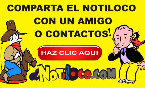 Para compartir con sus amigos, familiares, contactos y recibir gratis el nuevo Notiloco link