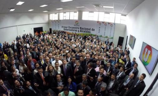 Partido de la U inicia gran campaña en favor del plebiscito por La Paz