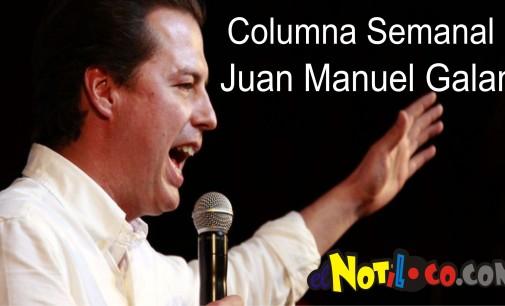 Columna senador Juan Manuel Galan, Duele Tumaco