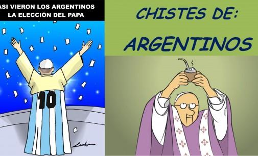 CHISTES CORTOS DE ARGENTINOS JA.JA.AJ.JA