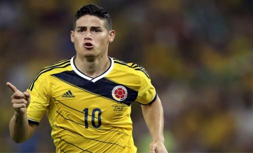 James Rodríguez compraría un equipo del fútbol colombiano