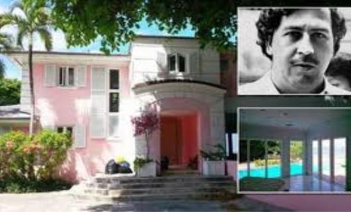 La mansión de Pablo Escobar en Miami Beach fue demolida