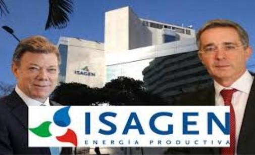Santos vendió Isagen  por $6.49 billones Uribe intento venderlo en $4.5 billones