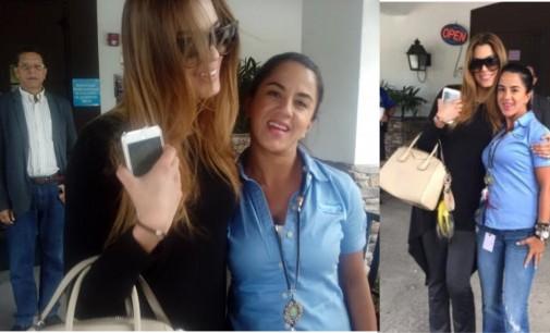Miss Colombia Ariadna Gutierrez: de qué hablaban en Mondongos de Miami con el manager de Sofía Vergara? El lente de Botero