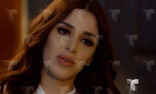 """Esposa del Chapo: """"No me consta que mi marido trafique con drogas"""""""