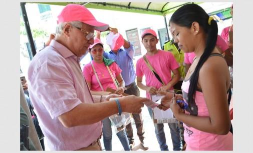 El carnaval de Barranquilla se pone el condón contra el zika