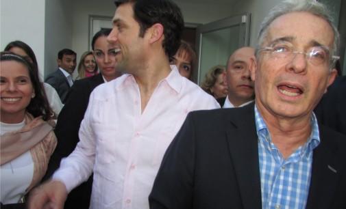 Uribe paso la tarde con su amigo Alfred Santamaria en Cocoplun y amigos