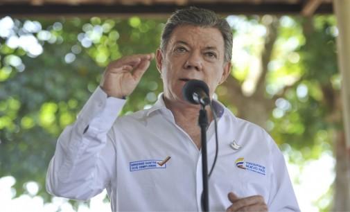 Santos a Farc: 'Se agotó el tiempo, hay que tomar decisiones