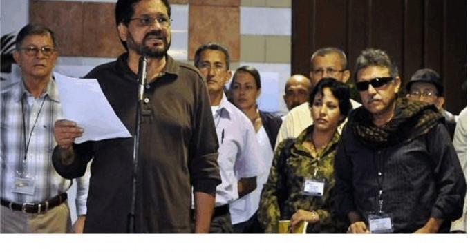 Revelan carta de las FARC donde felicita a Nicaragua por ganarle mar a Colombia