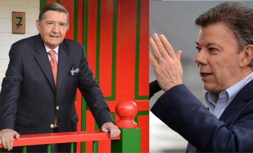 Eucario pide a Santos, que hable con claridad en inédita reunión contactada por la consul de Miami