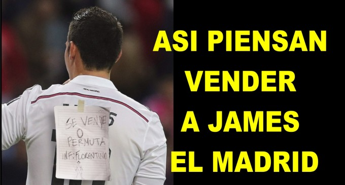 Exclusiva as vendera el madrid a james foto el for Cuanto quedo el real madrid hoy