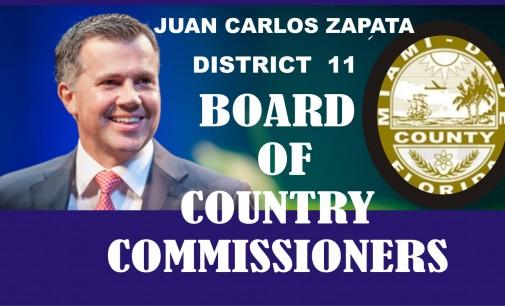 Comisionado Zapata No más desarrollo West End, hasta no tratar tráfico