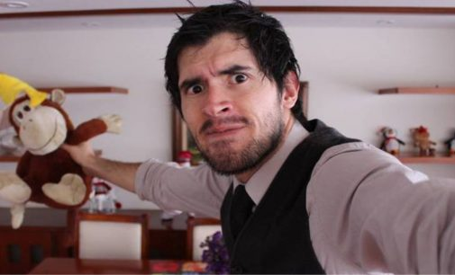 Los 5 videos del youtuber German Garmendia