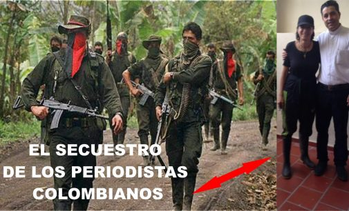 Salud Hernández  cuenta su secuestro a varios medios