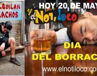 Hoy sábado día internacional de los borrachos, mujeres compartan