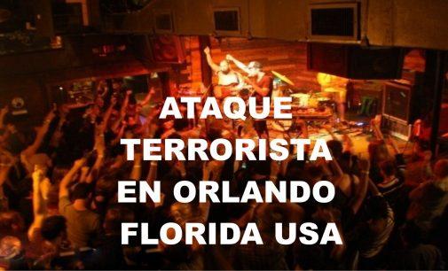 50 muertos en la peor matanza en EE UU desde el 11-S en Orlando Fl.