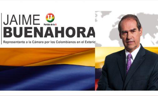 """Jaime Buenahora  de la U recorrió Venezuela, """"Colombia Sin Fronteras"""","""