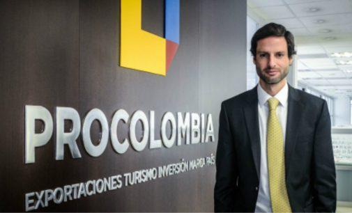 Felipe Jaramillo llega mas preparado que un yogurt, como presidente de ProColombia
