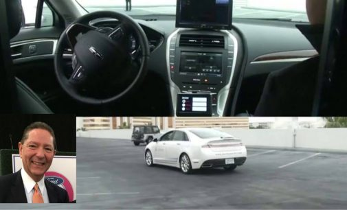 Comenta el director general de Ford. el término driverless Por: Victor Benitez