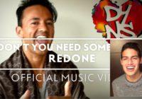 James canta en video musical de reconocido artista