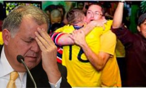 Procuraduría prohíbe celebrar los goles de Copa América con demostraciones físicas de afecto