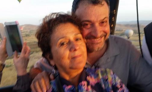 """Murio en Colombia """"Toño"""" el esposo de la flaca Sol María."""