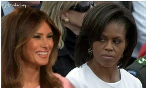 Los mejores memes del discurso de Melania Trump