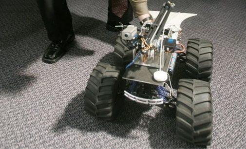 Como funciona el robot MARCbot, que mató al francotirador de los 5 policias