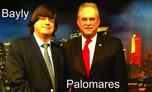 Bayly a Lorenzo Palomares, Trump es Bufon, Payaso, Dueño de circo, Cínico, Dictador igual a Rafael Correa, video completo