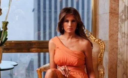 35 espectaculares fotos de la posible primera dama, señora de Trump