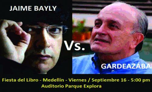 Lo que parecía una conversación entre dos maricones, Bayly y Gardeazabal  terminó inolvidable