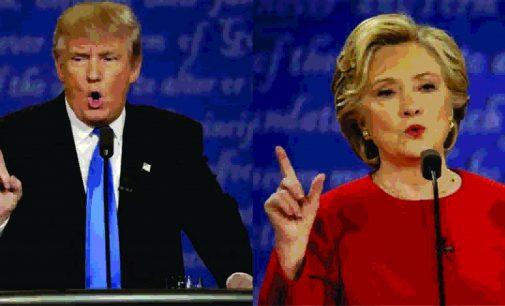 7 frases memorables del primer debate Clinton, Trump