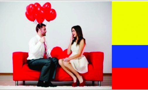 Hoy en Colombia es el dia del amor y la amistad