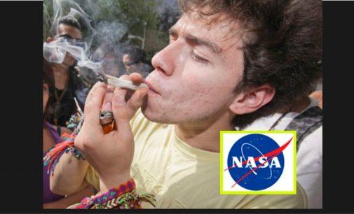 La NASA pagará más de 16 mil dólares a voluntarios que fumen marihuana durante 70 días