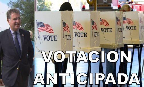 Esto es lo que necesita saber sobre la votación adelantada