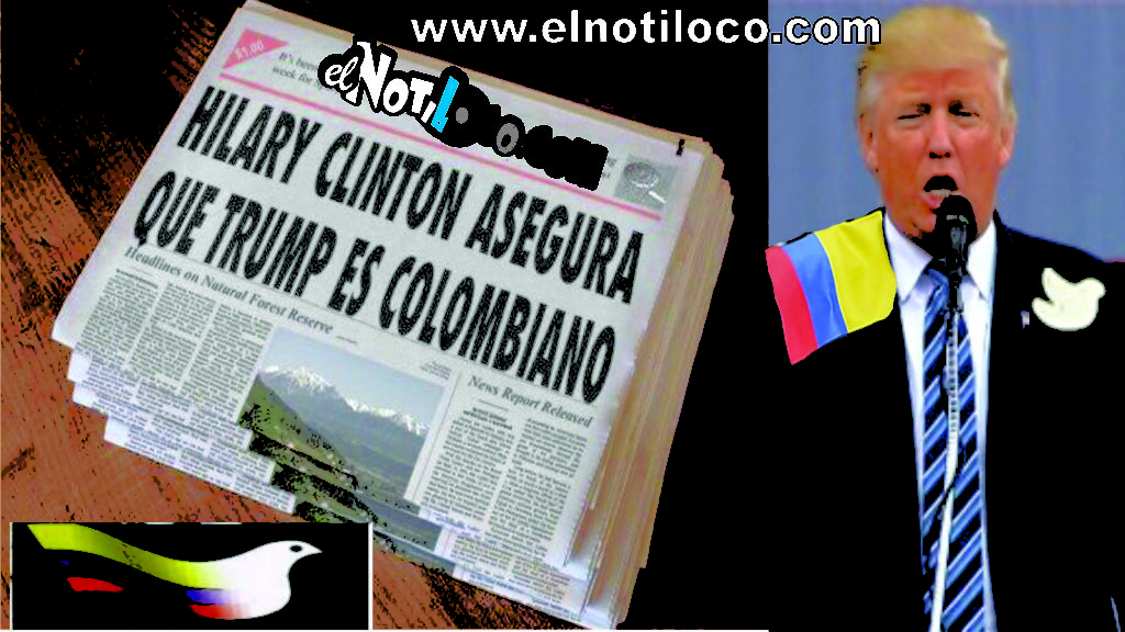 TRUMP COLOMBIANO