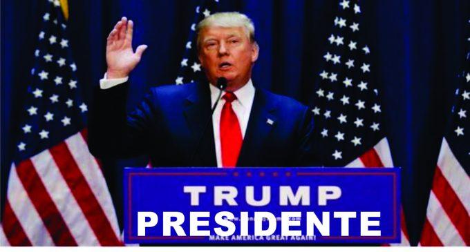 """Trump: """"Voy a ser el mayor creador de empleo que Dios haya visto nunca"""""""
