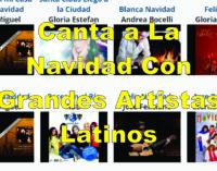 Canta a La Navidad Con Grandes Artistas Latinos