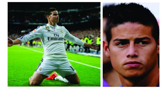 ¿Le llegó la hora al colombiano James Rodríguez de irse del Real Madrid?