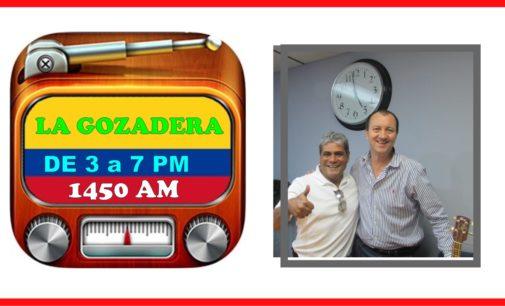 Saulo Garcia, Chocolate, Michel del Ano, hoy desde las 3 a las 7 pm , en Olimpica 1450 a.m
