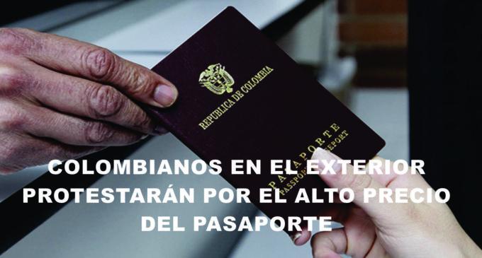 Colombianos En El Exterior Protestar N Por El Alto Precio Del Pasaporte El Notiloco De Botero