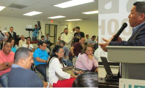 Alcalde de Cartagena visito Miami y se lleva un resonante éxito las fotos aquí