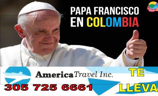 Papa en Cartagena, Bogota,  Medellin viaje con el Notiloco, reserve America Travel  305 948 0171