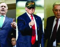 Funcionaria de la Casa Blanca confirma encuentro informal entre Trump, Uribe y Pastrana