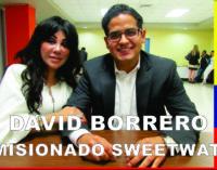 Joven Colombiano David Borrero es el nuevo comisionado de la ciudad de Sweetwater