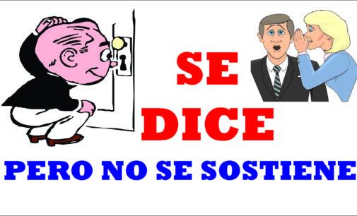 SE DICE PERO NO SE SOSTIENE: La broma del papa, Yoli Cuello mas afuera, Oneida, Primo Rojas , Cataño.