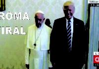 Video que el vaticano no mostro de Trump y lo hizo  frustrado de su esposa Melania
