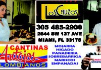 """Donde comer en Miami Mojarra, Sobrebarriga , Mariscos, Tamales """"Restaurante Los Chuzos"""" Nueva adm."""