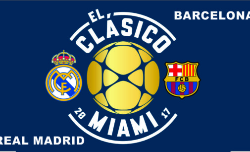 Llego  Credencial  al Notiloco de International Champions Cup, presented by Heineken; Real Madrid Barcelona